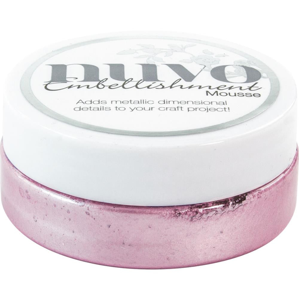 Nuvo - Embellishment Mousse - Lilac Lavender