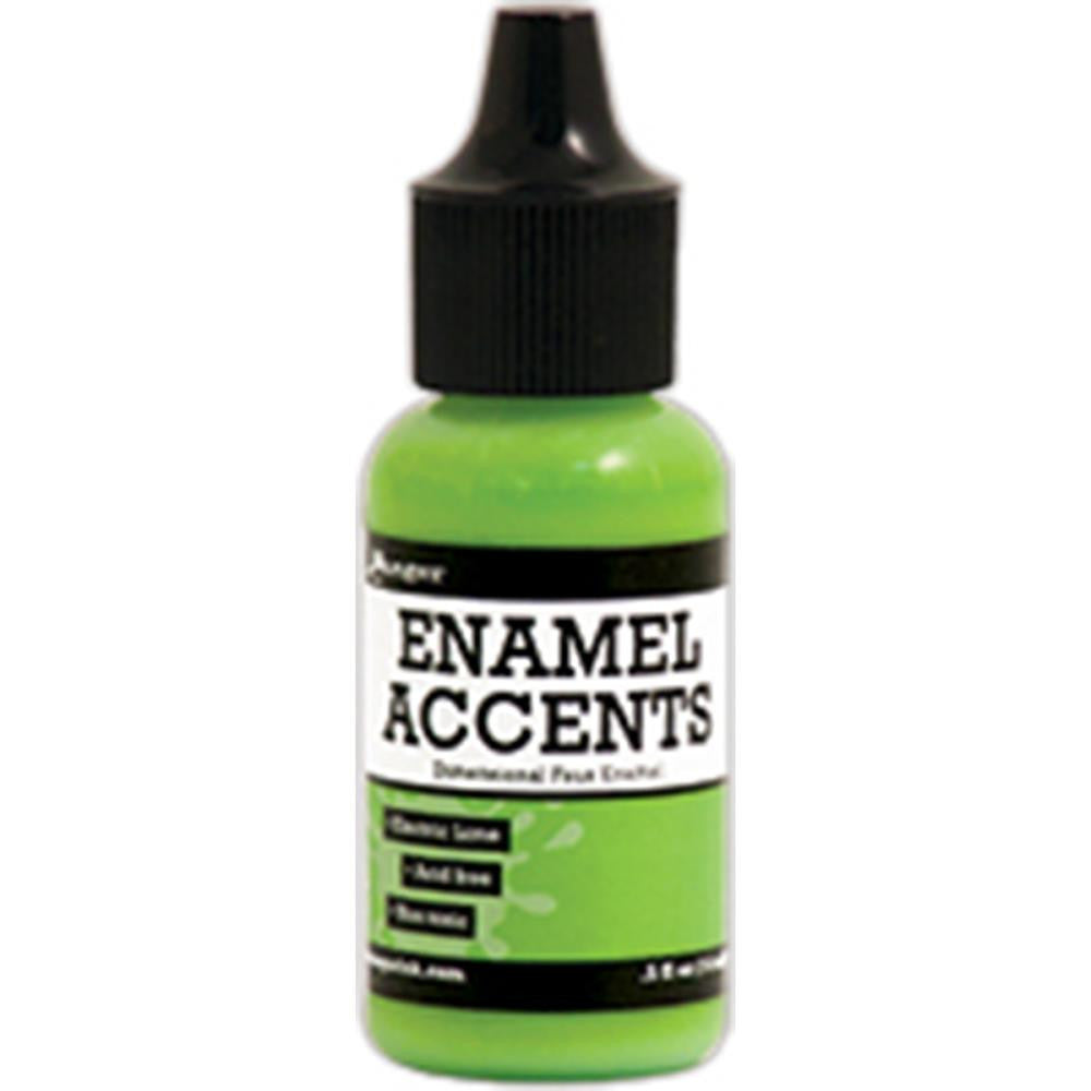 Ranger - Inkssentials Enamel Accents, .5oz - Electric Lime