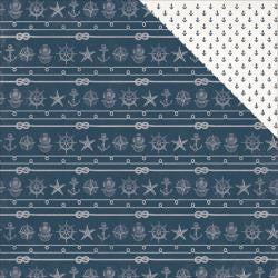 "Kaisercraft - High Tide Double-Sided Cardstock 12""X12"" - Mast"