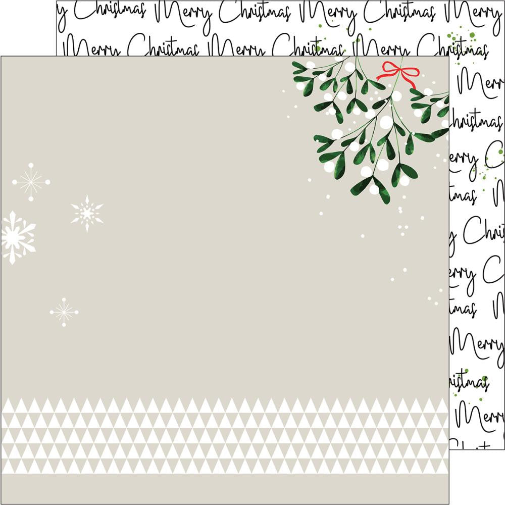 "Oh Joy Double-Sided Cardstock 12""X12 - Merry Christmas"