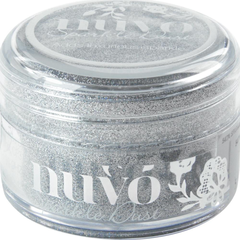 Nuvo - Sparkle Dust - Silver Sequin