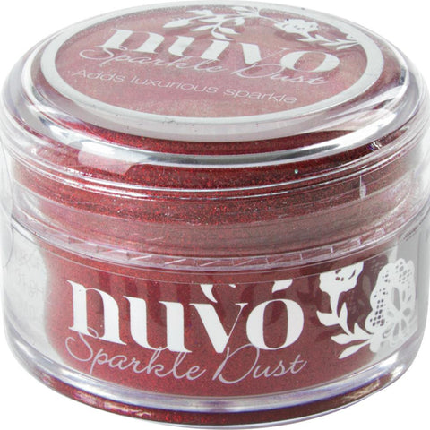 Tonic Studios - Nuvo Sparkle Dust - Hollywood Red