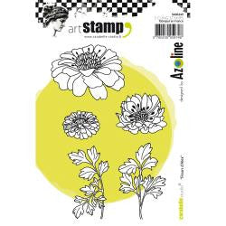 Carabelle Studio - Cling Stamp A6 - Alex's Flower
