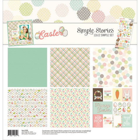 Simple Stories - Simple Sets Collection Kit - Easter