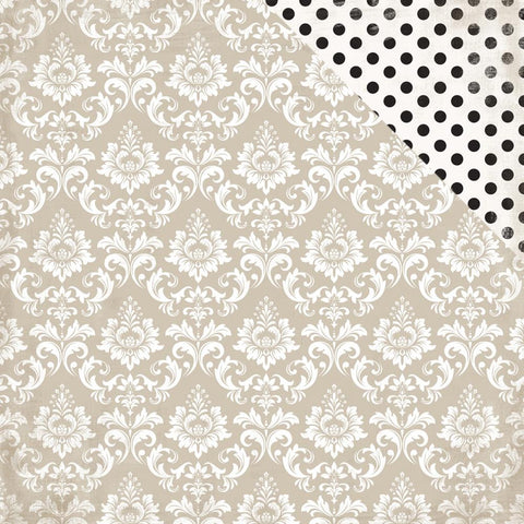 echo park paper wedding bliss double sided cardstock 12 x 12