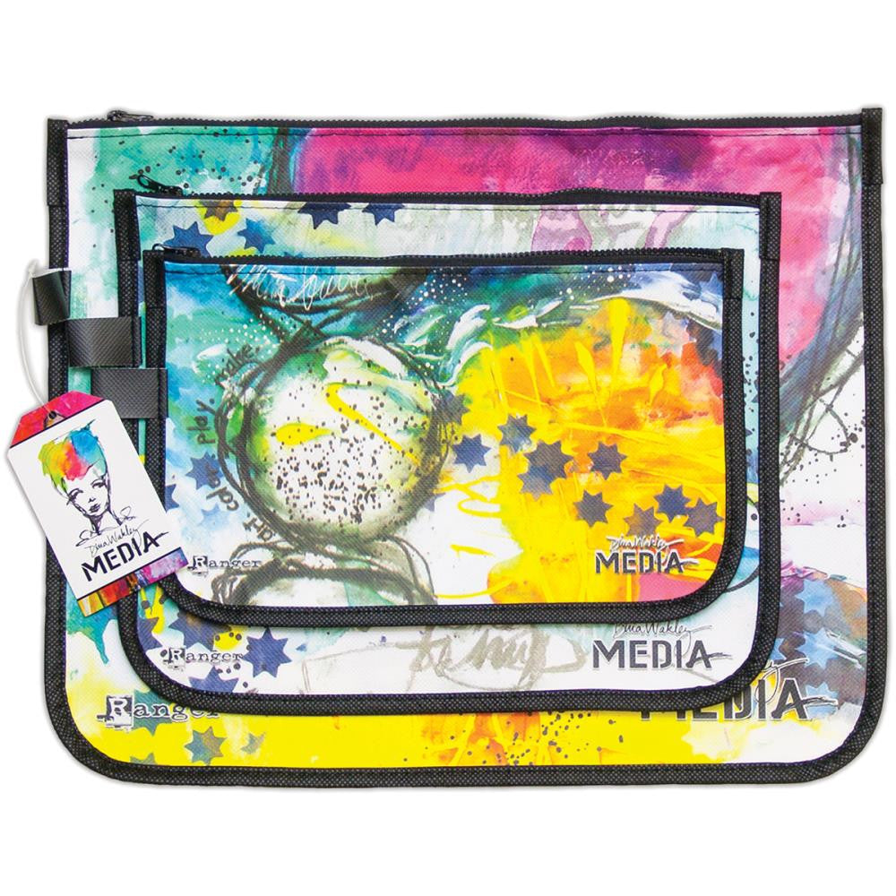 Dina Wakley Media Designer Accessory Bag Set