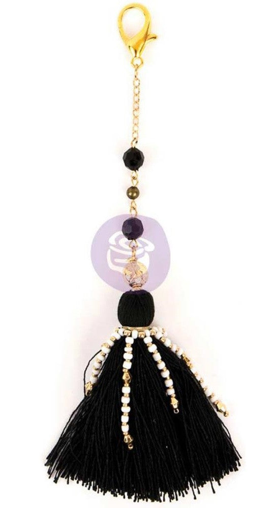 Prima Marketing - My Prima Planner Tassels - Gilded Pearl