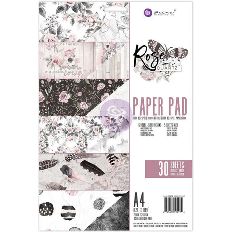 Prima Marketing - Double-Sided Paper Pad A4 - Rose Quartz