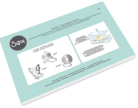 Sizzix - Big Shot Plus Accessory - Magnetic Platform