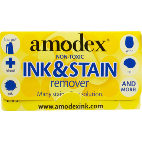 Amodex Ink & Stain Remover Trial Size