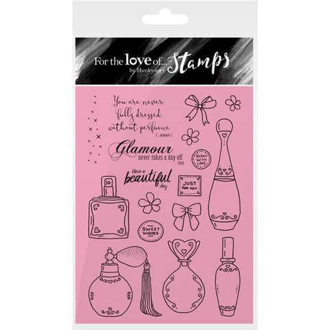 Hunkydory For The Love Of Stamps A6 - Scent With Love