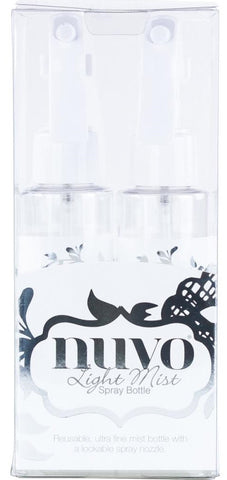 Nuvo Light Mist Spray Bottle ( top picks)