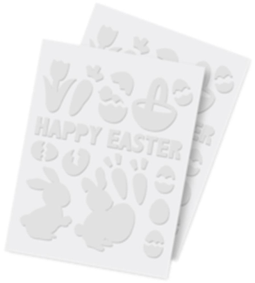 Scrapbook Adhesives - 3D Foam Shapes - Easter Shapes (Available: March 12, 2017)