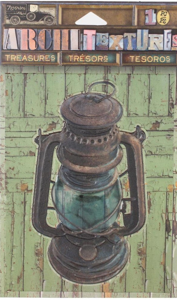7Gypsies - Architextures Treasures - Old Lantern