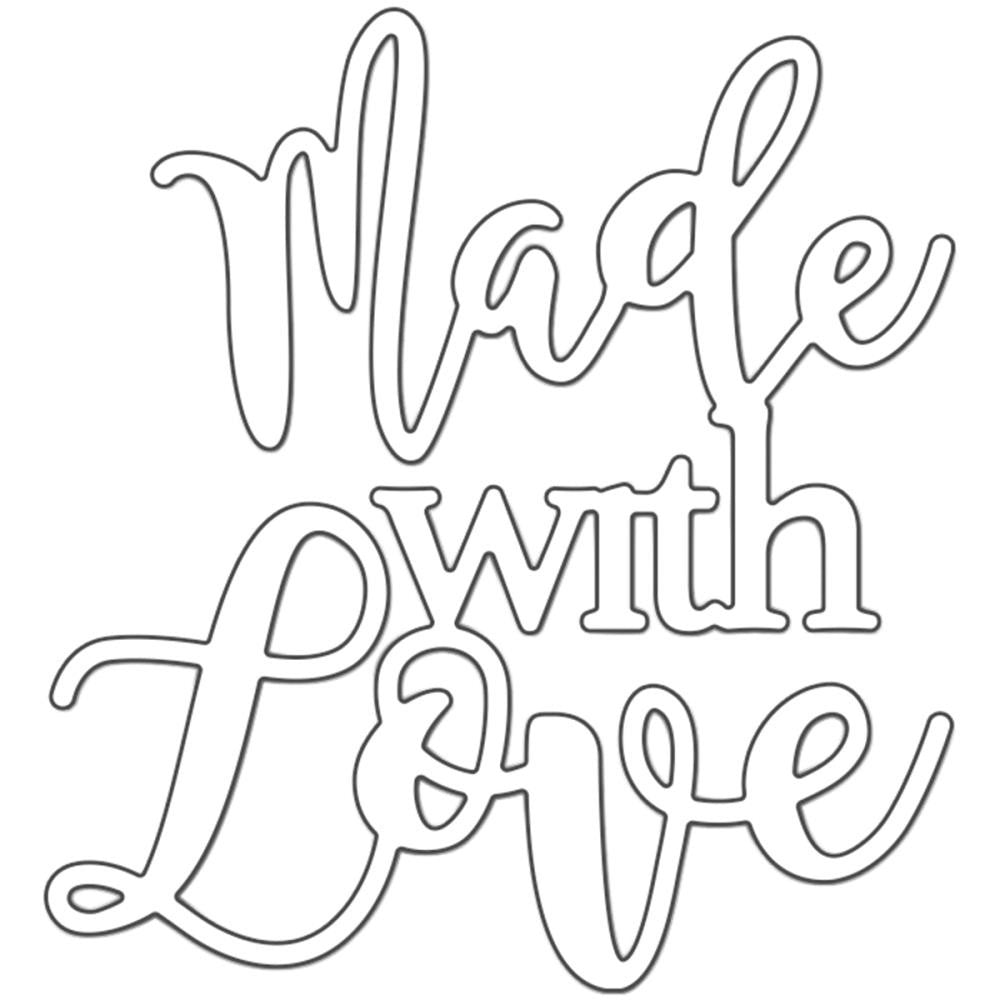 Penny Black - Creative Dies - Made With Love