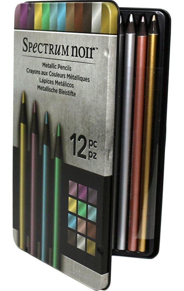 Spectrum Noir - Metallic Pencils
