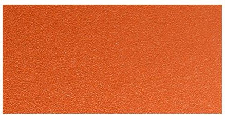 "Allton - Ultra Fine Glitter Sticky Paper 12"" x 12"" - Orange"