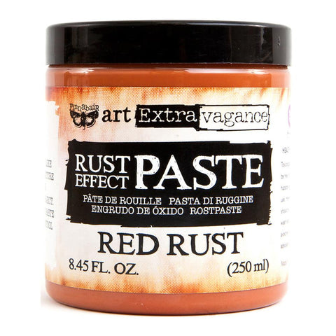 Prima Marketing - Finnabair Art Extravagence - Rust Effect Paste - Red Rust