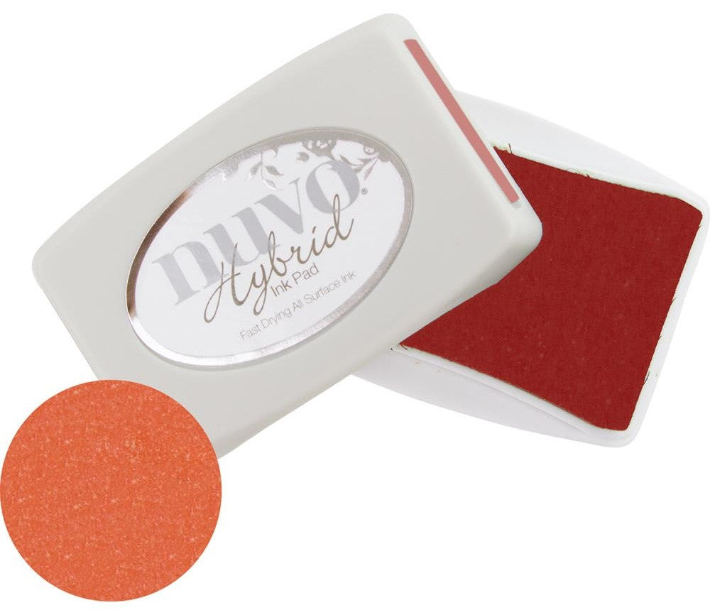 Tonic Studios - Nuvo  Hybrid Ink Pad - Poppy Red AS IS