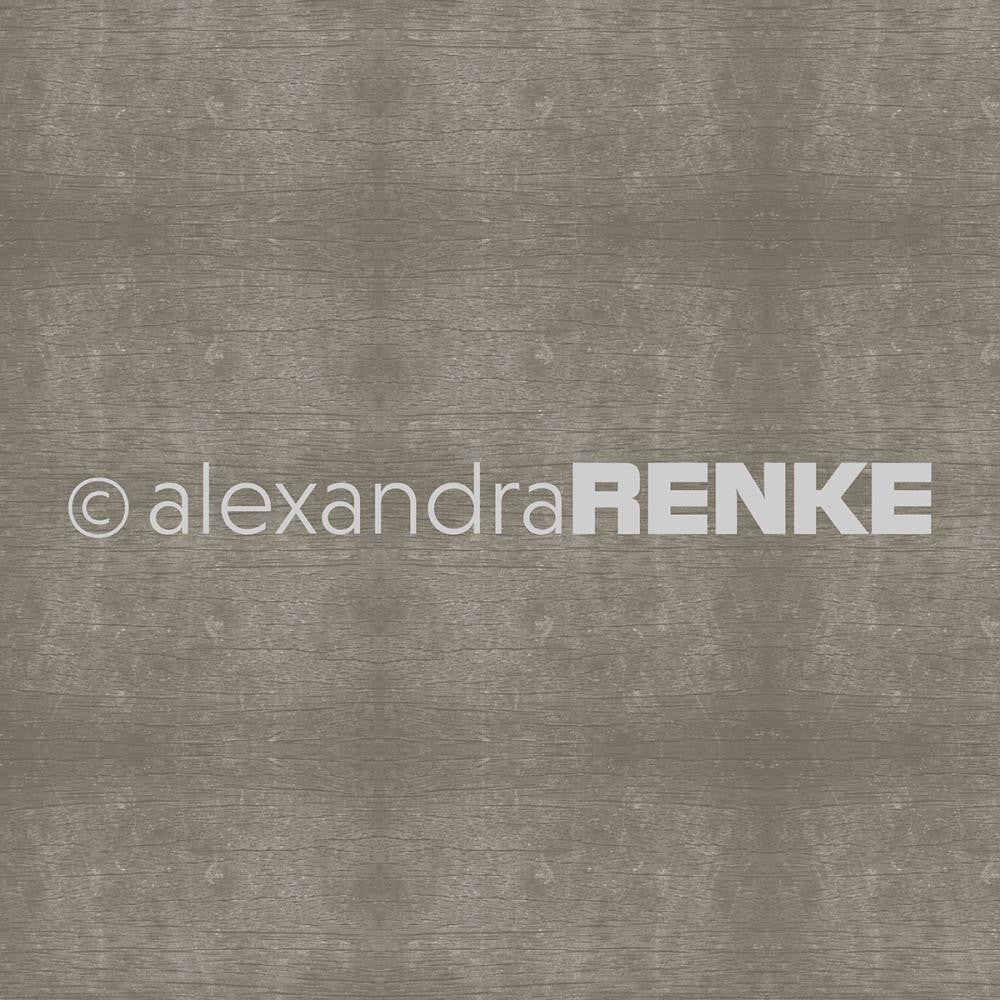 Alexandra Renke - Wooden Structure Basic Design Paper - Gray
