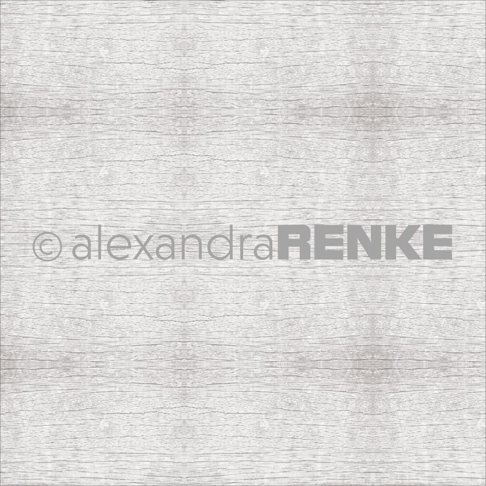 Alexandra Renke - Wooden Structure Basic Design Paper - Light Gray