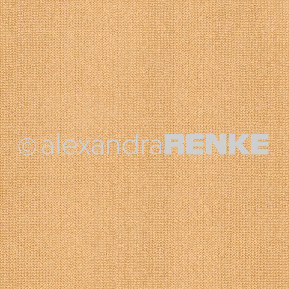 Alexandra Renke Basic Design Paper - Orange Knitted