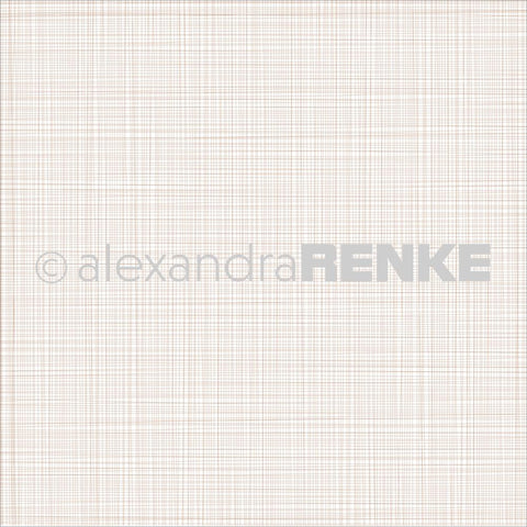 Alexandra Renke Basic Design Paper - Copper Grid Weave
