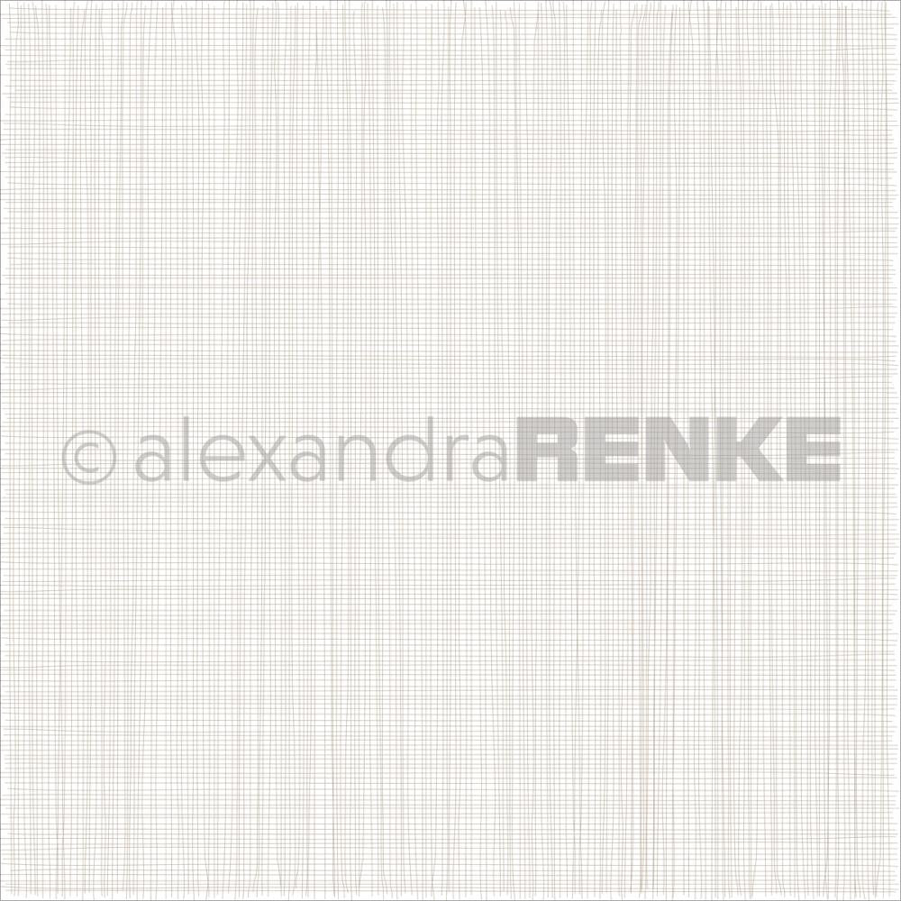 Alexandra Renke Basic Design Paper - Mud Grid Weave