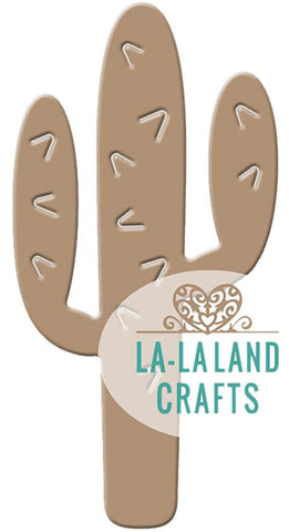 "La-La Land Crafts - Dies - Cactus 2.25""X1"""