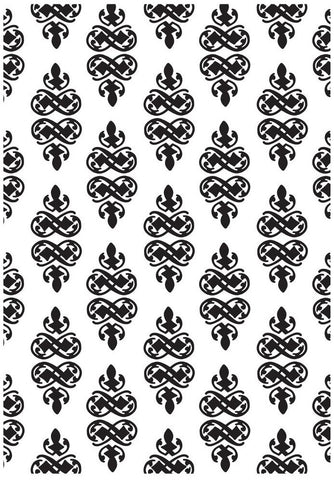 Kaisercraft - Christmas Jewel Embossing Folder - Ornate