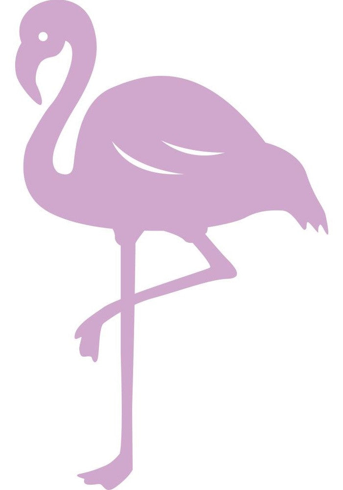Dovecraft - Steel Cutting Dies - Flamingo