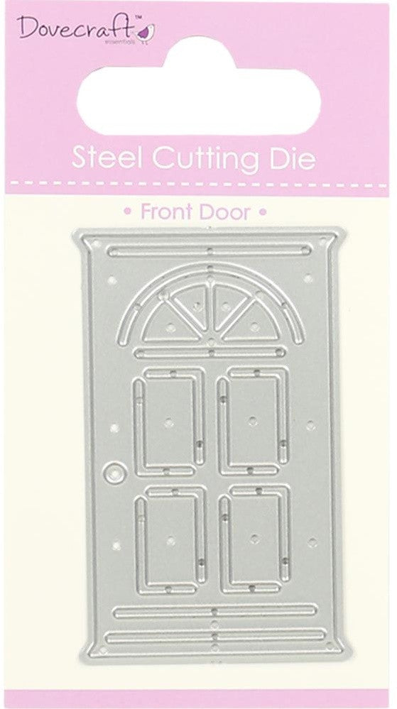 Dovecraft - Steel Cutting Dies - Front Door
