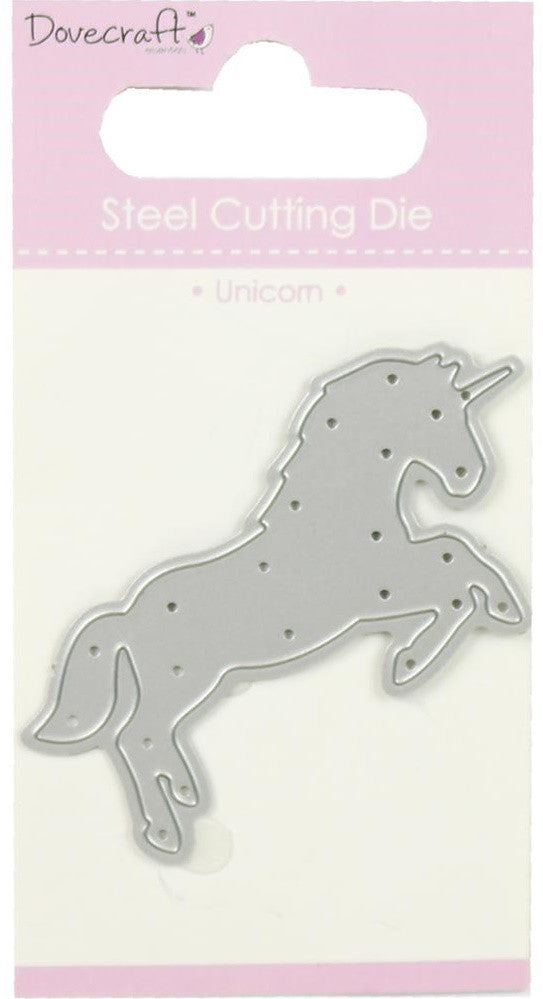 Dovecraft - Steel Cutting Dies - Unicorn