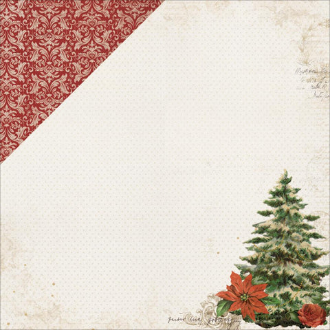 Kaisercraft - Letters To Santa Double-Sided Cardstock - Christmas Traditions