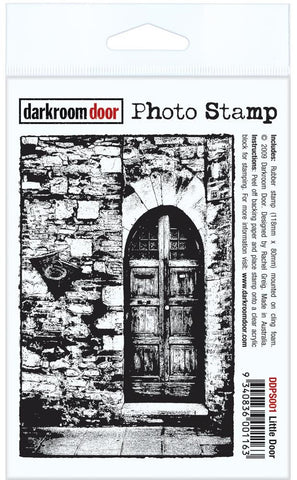 Darkroom Door - Photo Stamps - Little Door