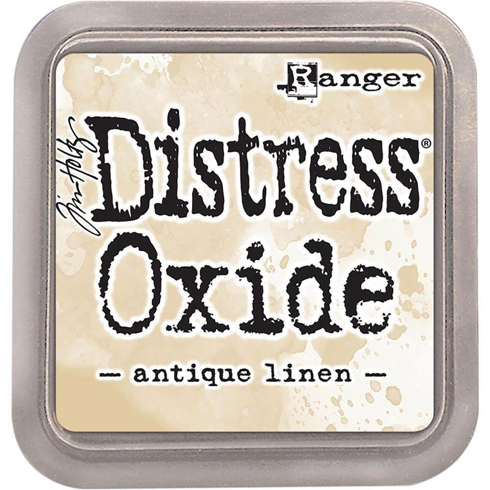 Tim Holtz - Ranger Distress Oxide Ink Pad - Antique Linen