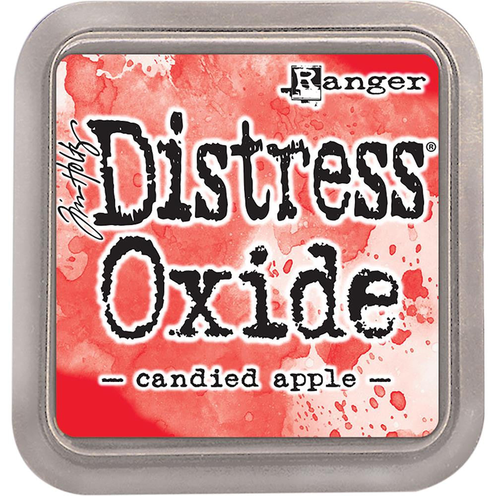Tim Holtz - Ranger Distress Oxide Ink Pad - Candied Apple