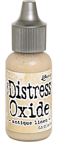 ***Pre-Order*** Ranger - Tim Holtz Distress Oxide Re-Inkers - Antique Linen