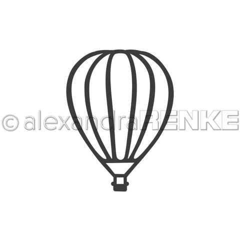 Alexandra Renke Dies - Travel; Hot Air Balloon