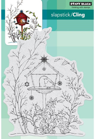 Penny Black - Cling Stamps - Adorned Abode