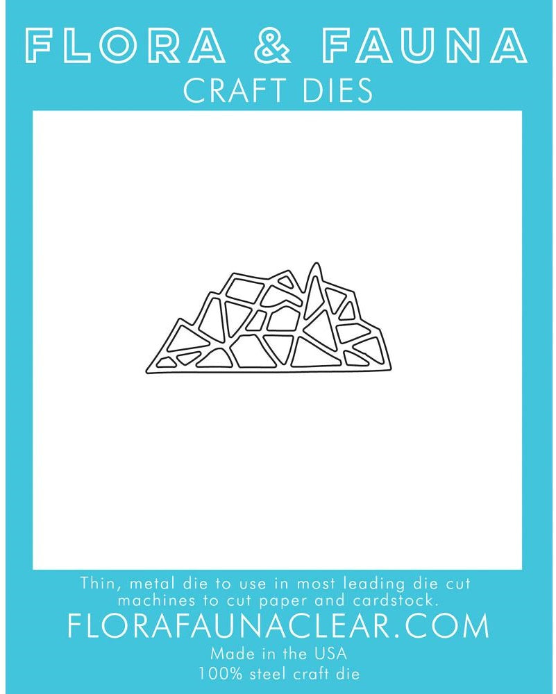 Flora and Fauna - Craft Dies - Iceberg