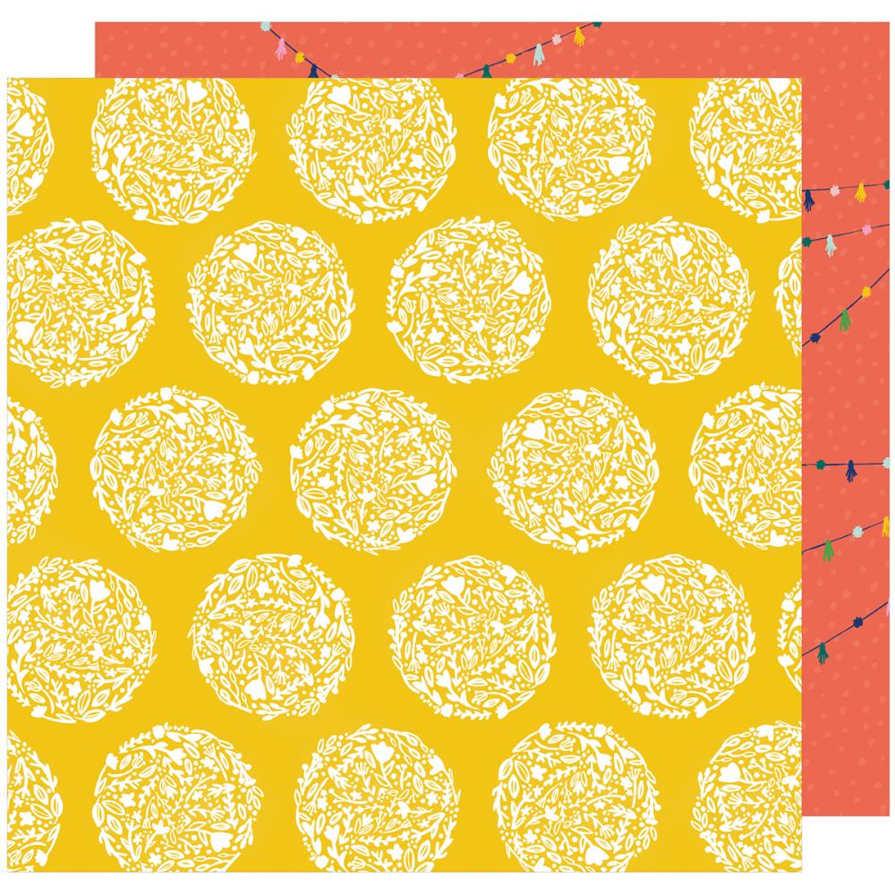 American Crafts - Star Gazer Double-Sided Cardstock - Stay Wild