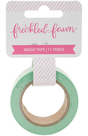 Freckled Fawn - Washi Tape - Gold Foil Days Of The Week
