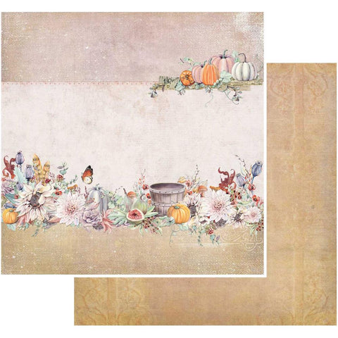 49 and Market - Rusty Autumn Double-Sided Cardstock - Orchard Feast
