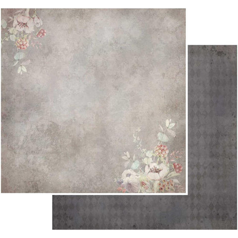 49 and Market - Rusty Autumn Double-Sided Cardstock - Reminiscent