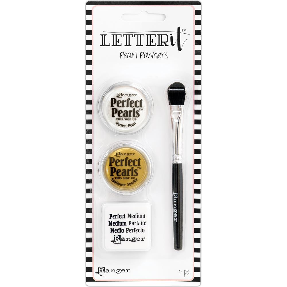 Ranger Letter It Pearls Powder Set #2
