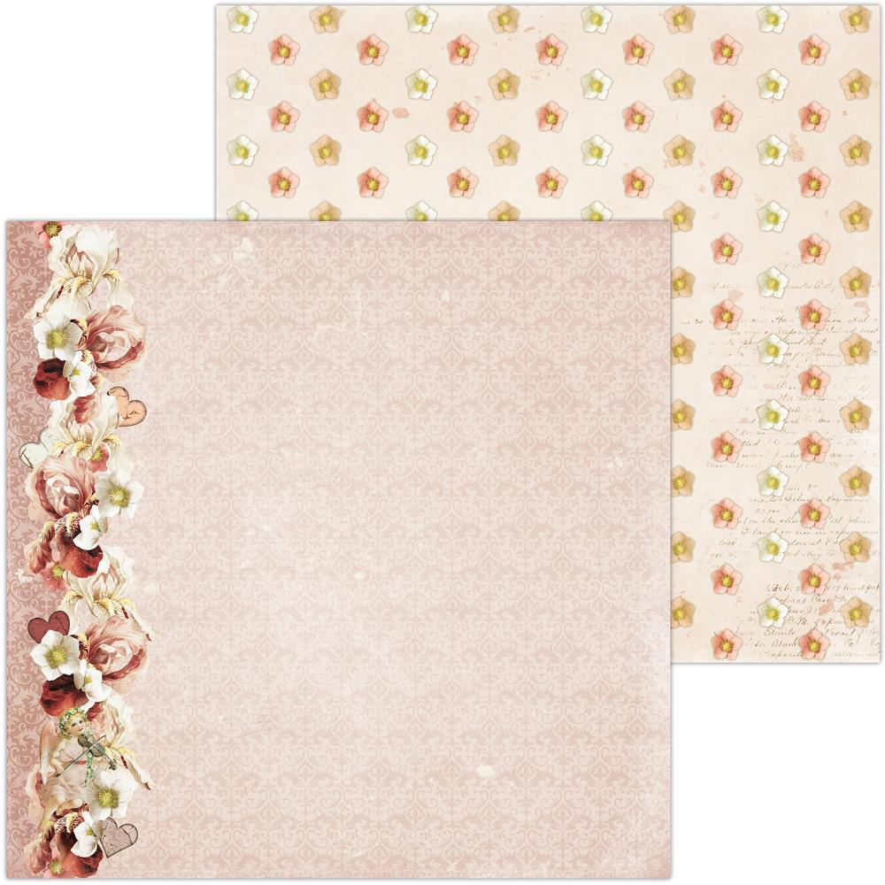 "BoBunny - Only You Double-Sided Cardstock 12""X12"" - Darling"
