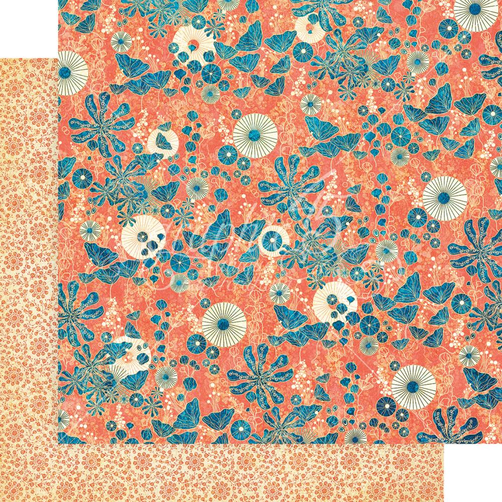 "Graphic 45 - Sun Kissed Double-Sided Cardstock 12""X12"" - Under The Sea"