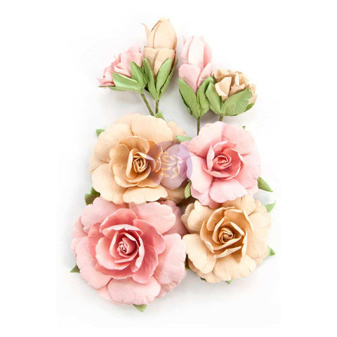 Prima marketing amelia rose paper flowers write me soon 5 2 prima marketing amelia rose paper flowers write me soon 5 mightylinksfo