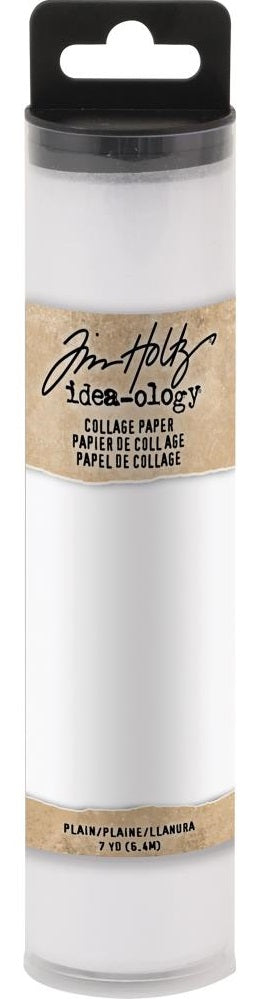 Tim Holtz - Idea-ology Collage Paper - Plain